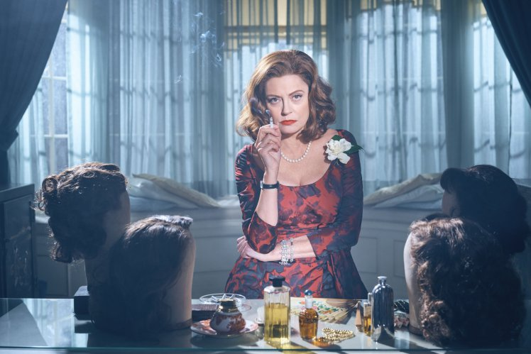 Inside The Screen Get Intimate With Bette and Joan Feud! 1