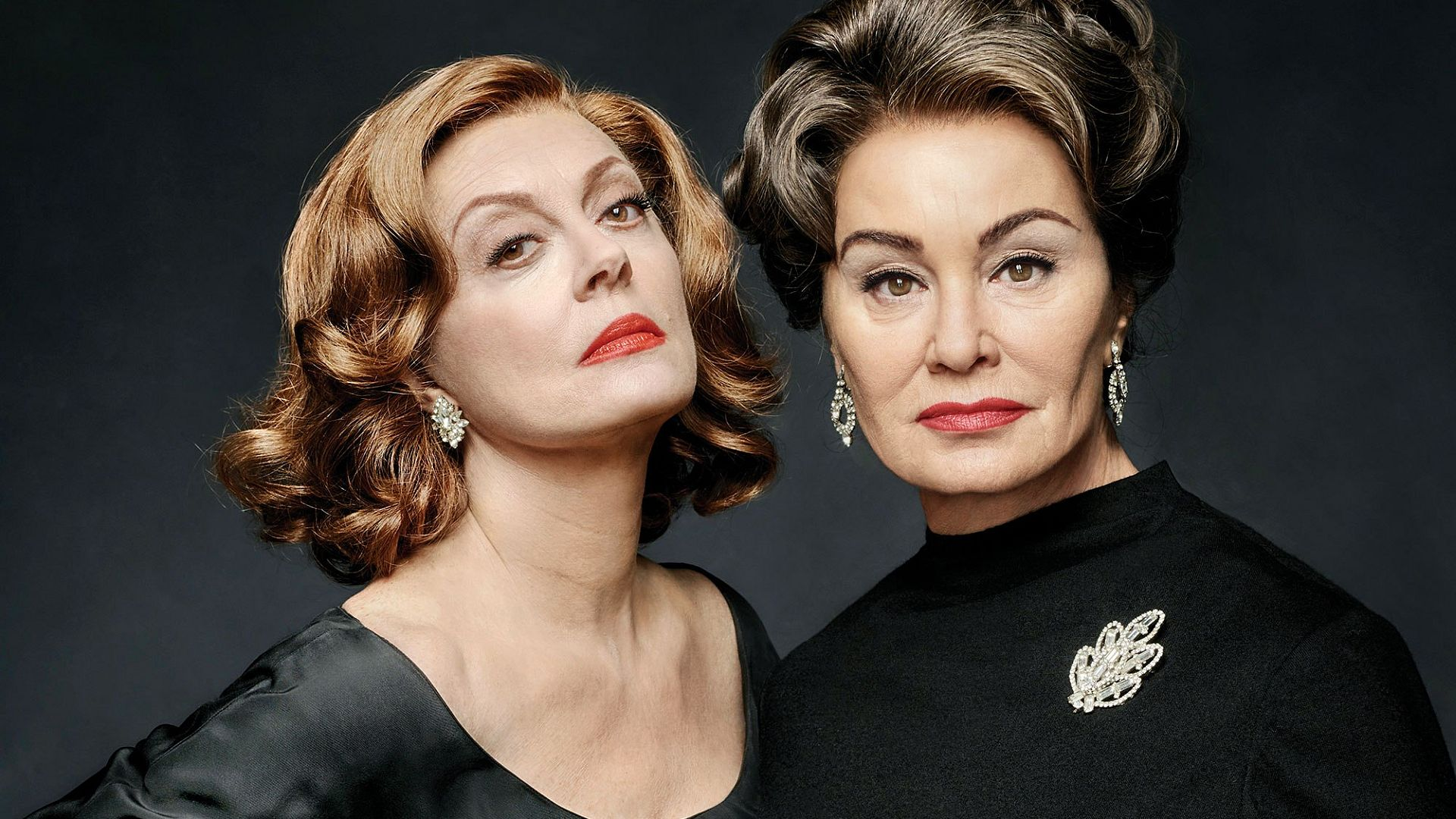 Inside The Screen Get Intimate With Bette and Joan Feud! 3