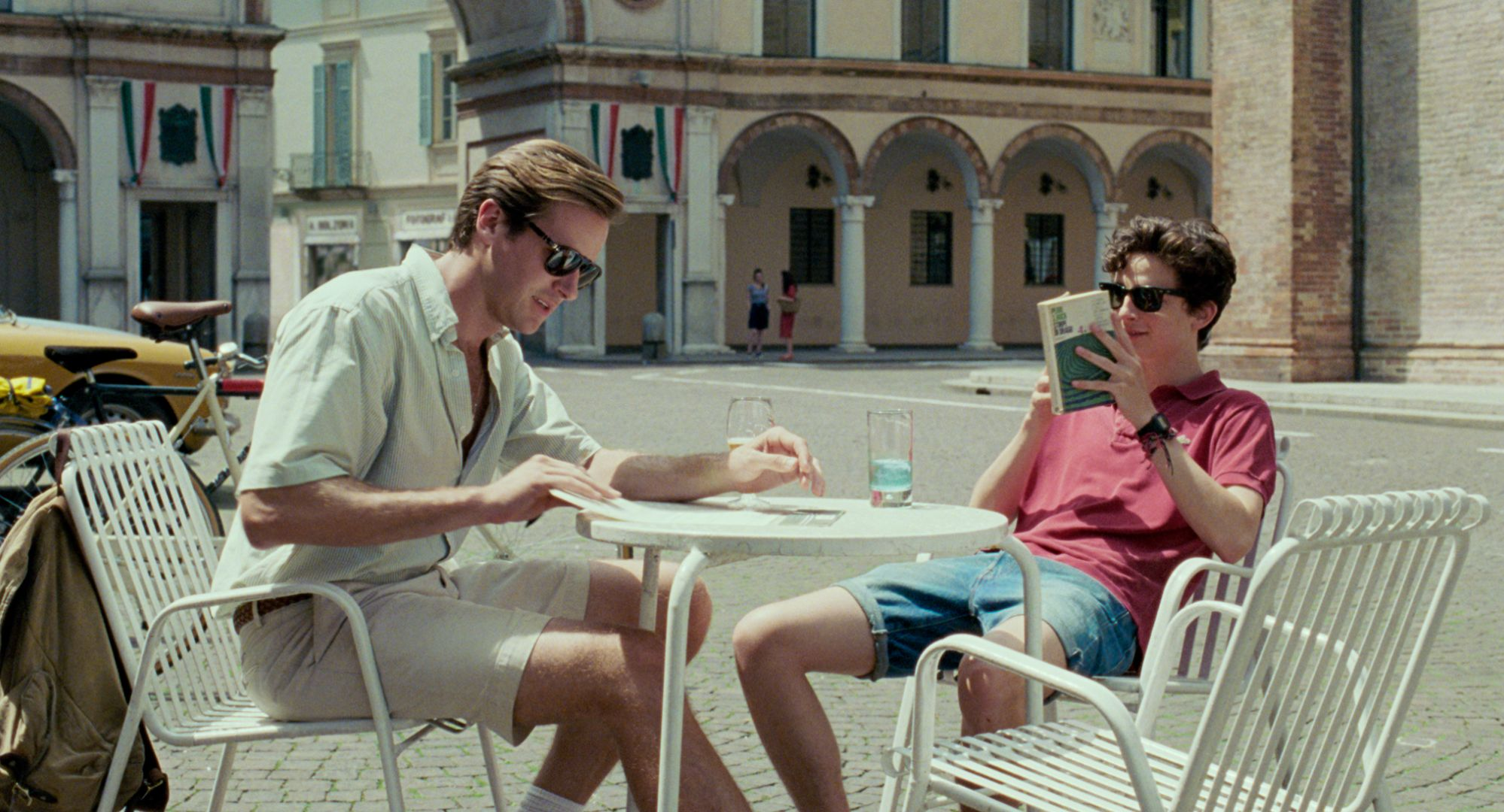 Inside The Screen The 80's Feeling In Call Me by Your Name 3