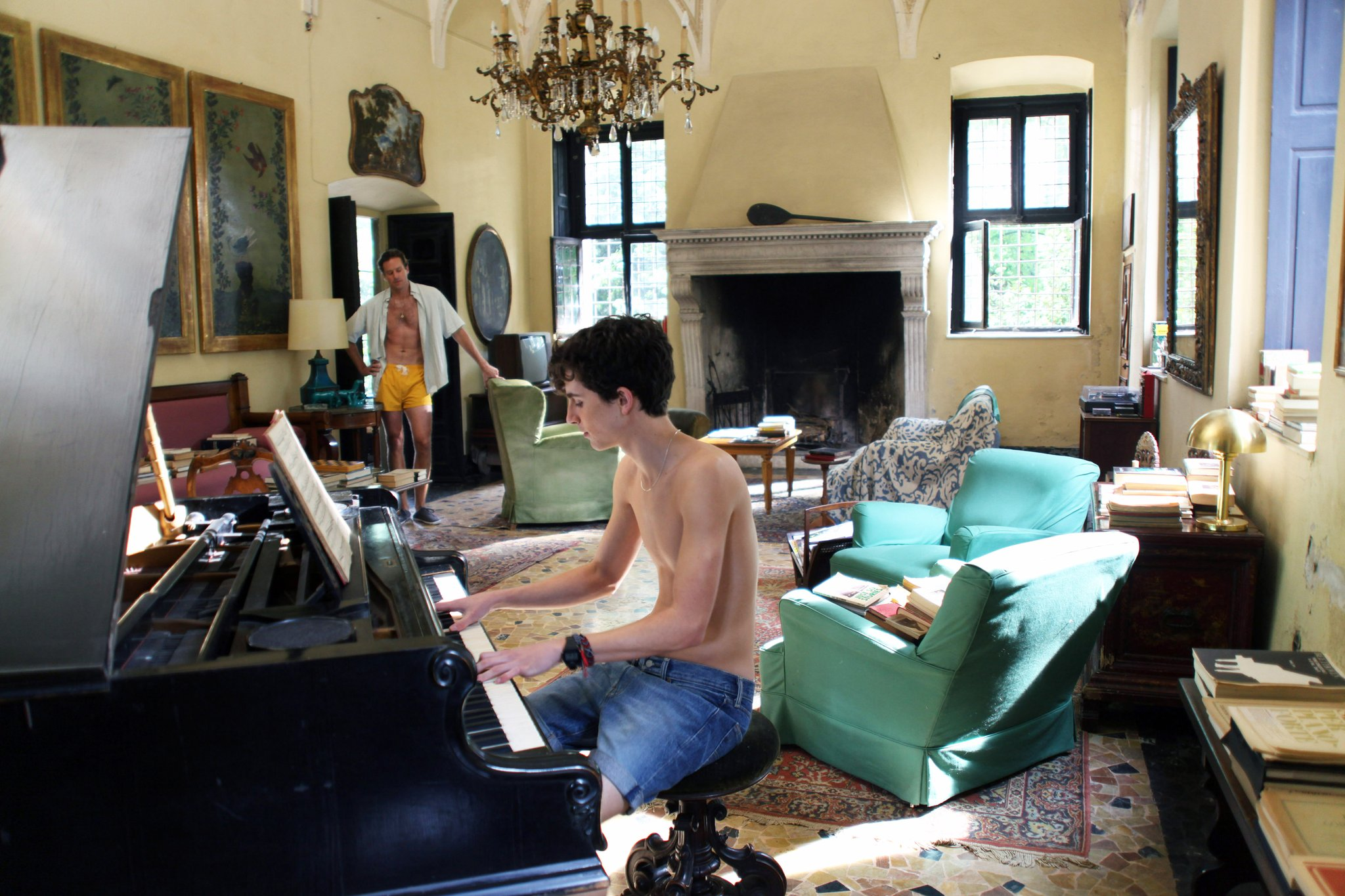 Inside The Screen The 80's Feeling In Call Me by Your Name 6