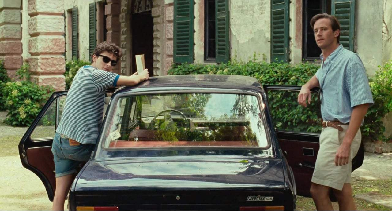 Inside The Screen The 80's Feeling In Call Me by Your Name 8