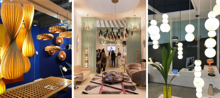 Luxury Lighting Brands You Can't Miss at Maison et Objet 2018!