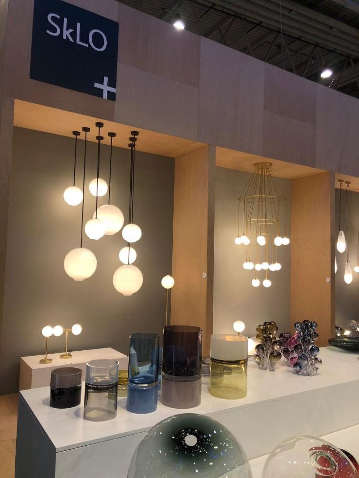 luxury lighting brands you can t miss at maison et objet 2018. Black Bedroom Furniture Sets. Home Design Ideas
