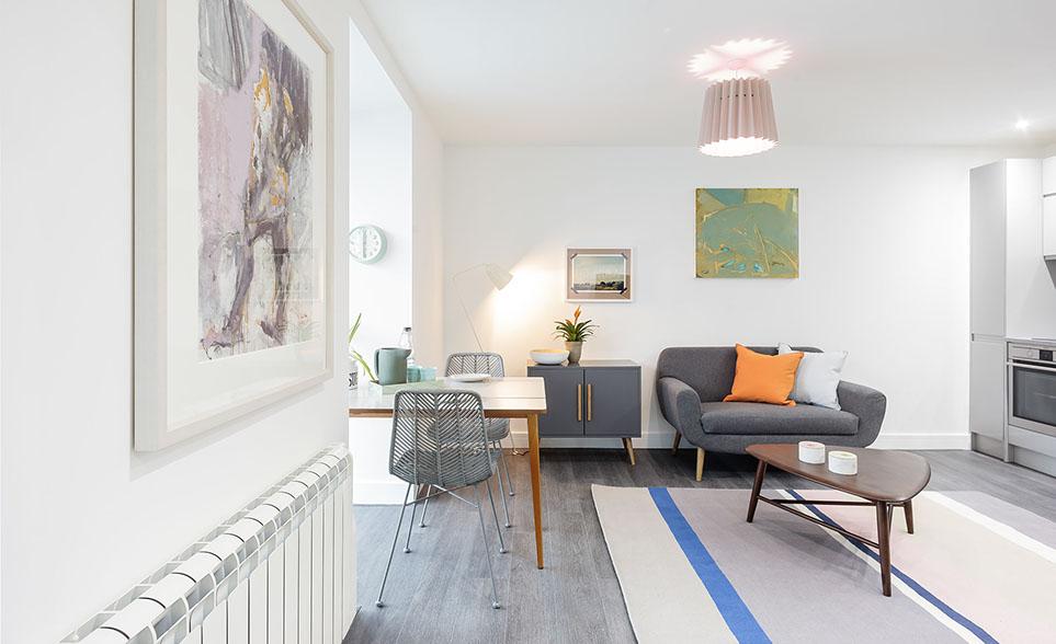 A Scandinavian Interior with a Mid-Century Twist in Baldwin Street 1