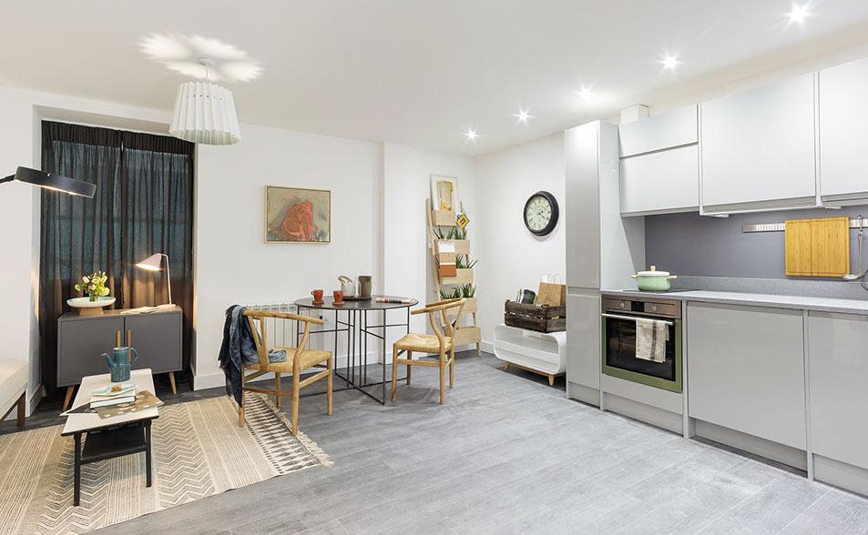 A Scandinavian Interior with a Mid-Century Twist in Baldwin Street 3