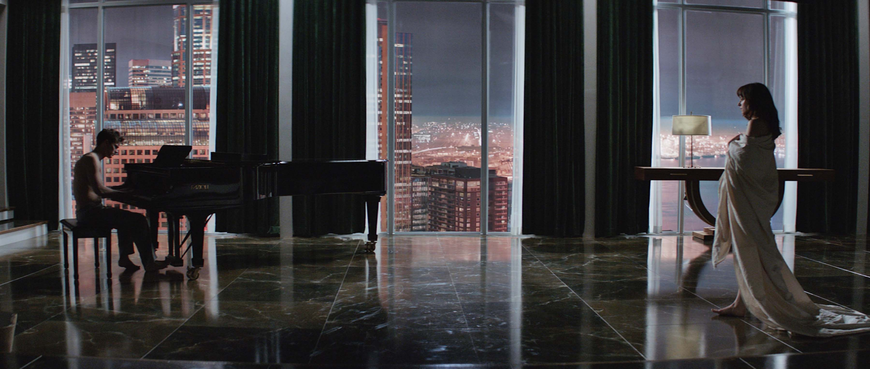 Inside The Screen Fifty Shades of Cinema & Blasting Interiors! 2