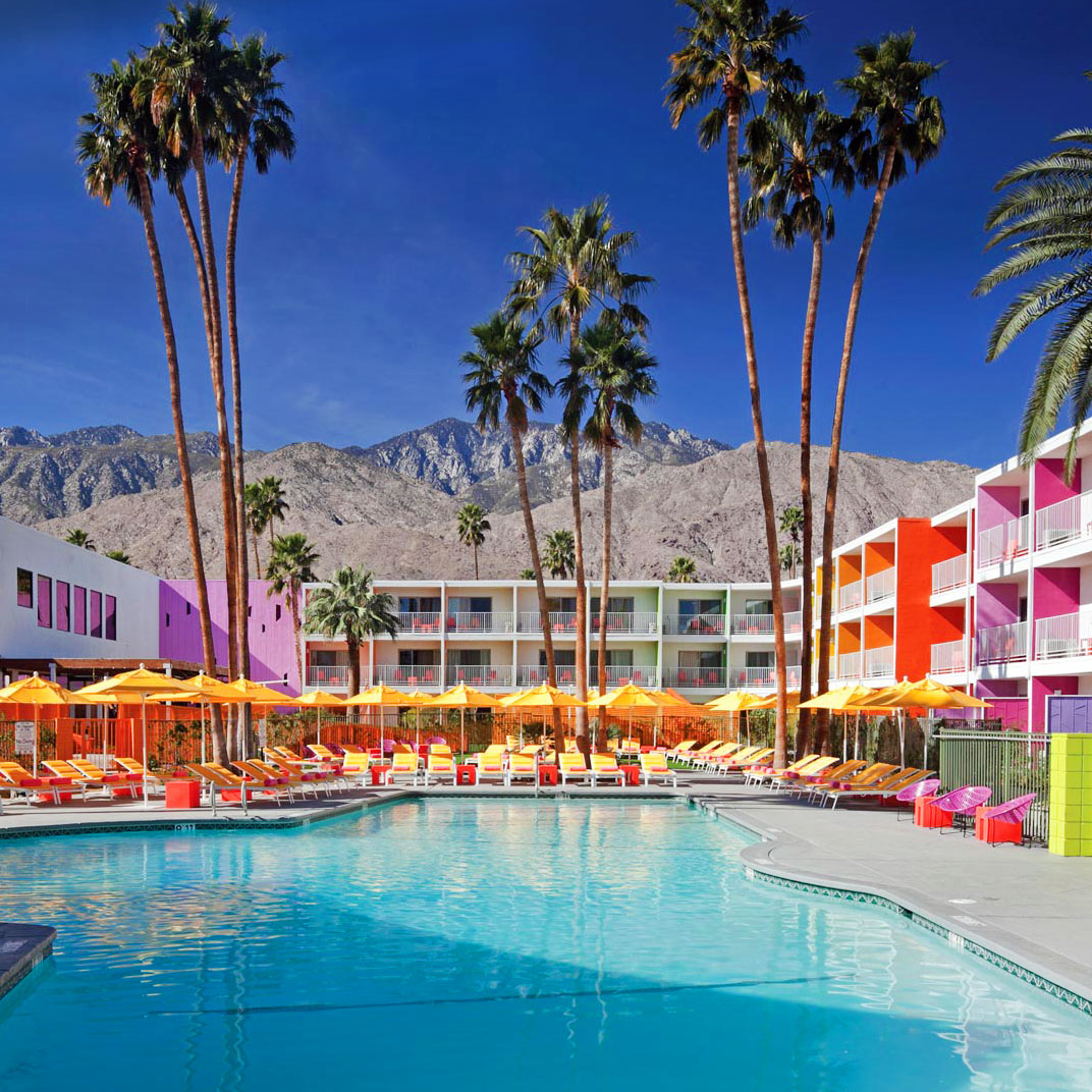 10 Places to Stay in Greater Palm Springs