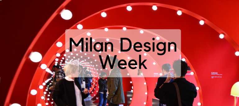 All You Need To Know About Milan Design Week 2018!