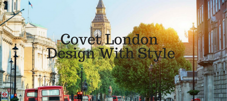Covet London's Event Celebrates Design In Style!