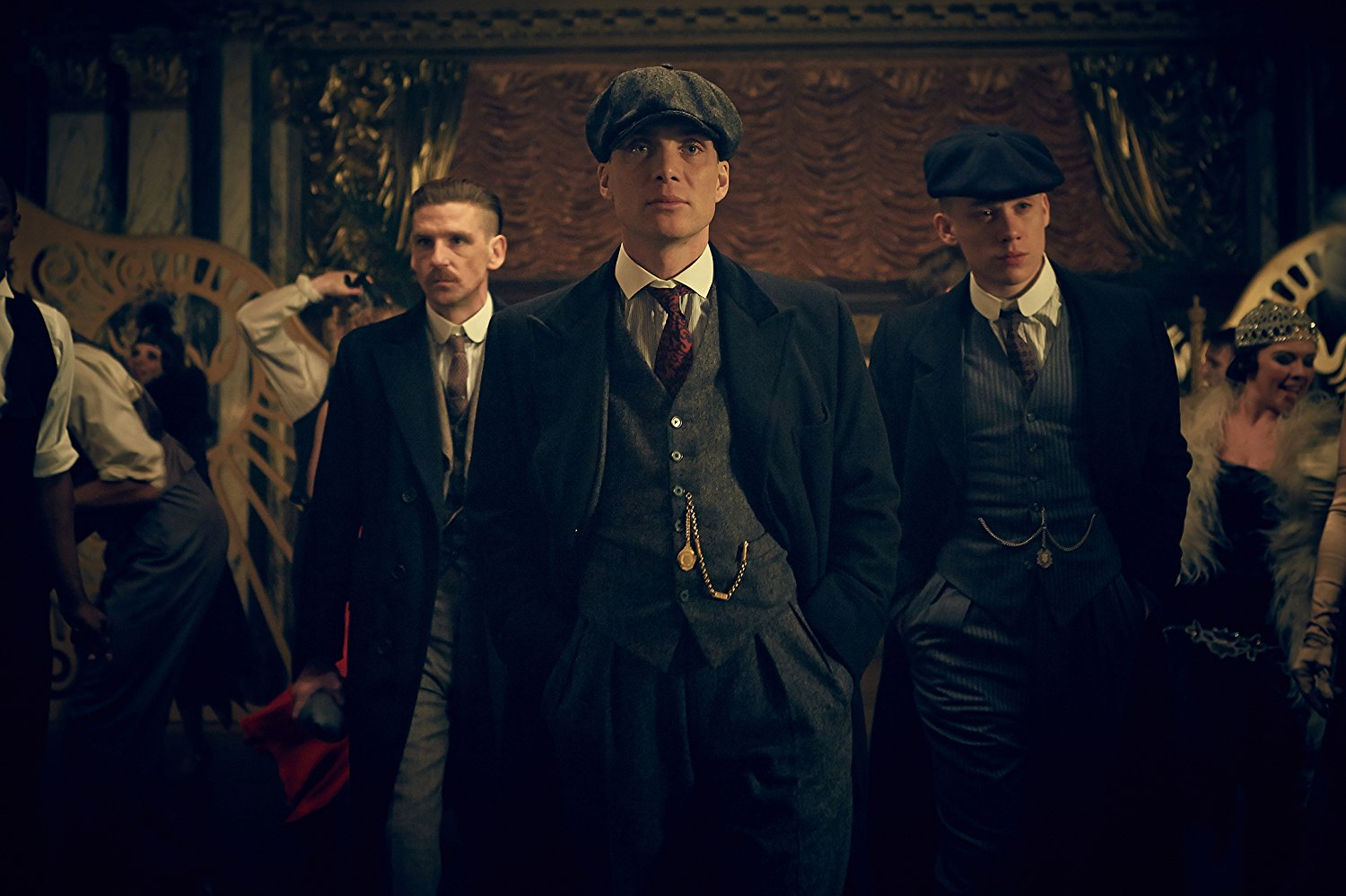Inside The Screen The Epic Set Design of Peaky Blinders 1