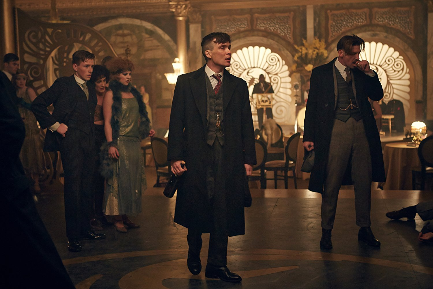 Inside The Screen The Epic Set Design of Peaky Blinders 5
