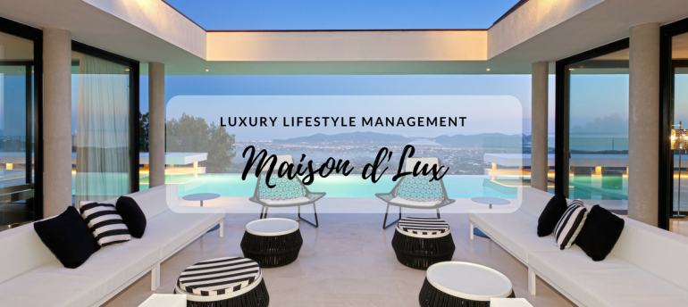 Luxury Lifestyle_ Maison d'Lux is Your _Primary Destination_ in Ibiza! feat