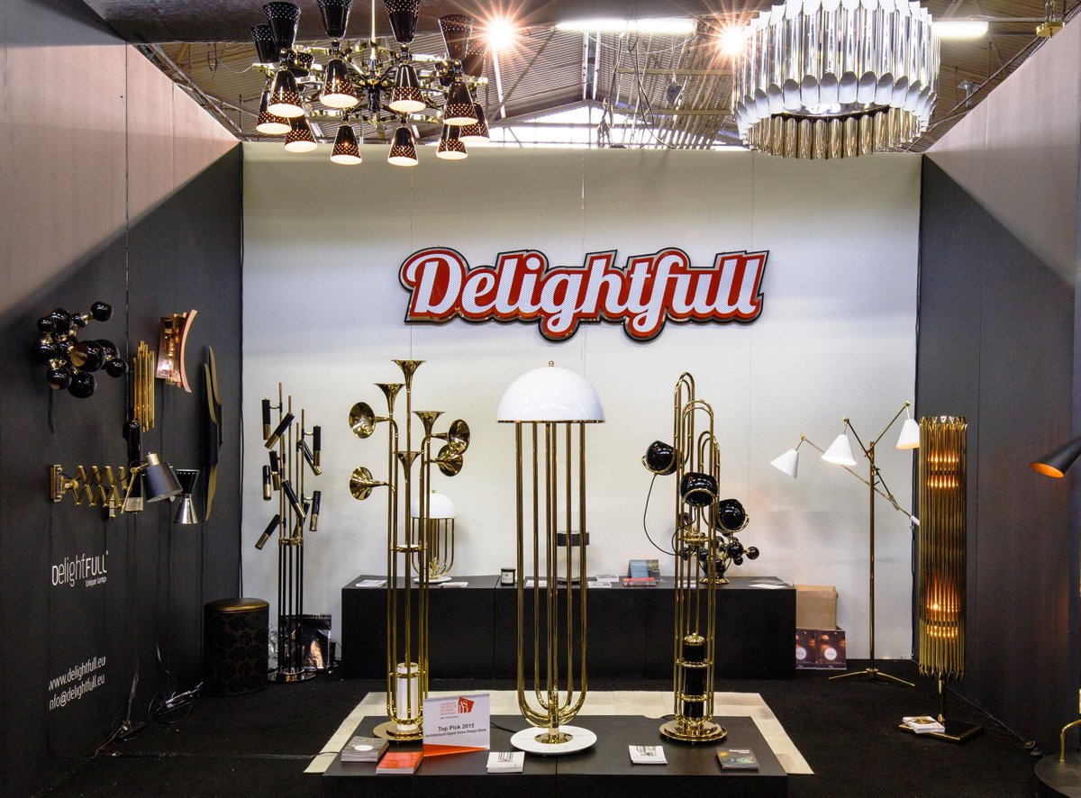The Best Mid-Century Lamps Are Coming to AD Show 2018 7