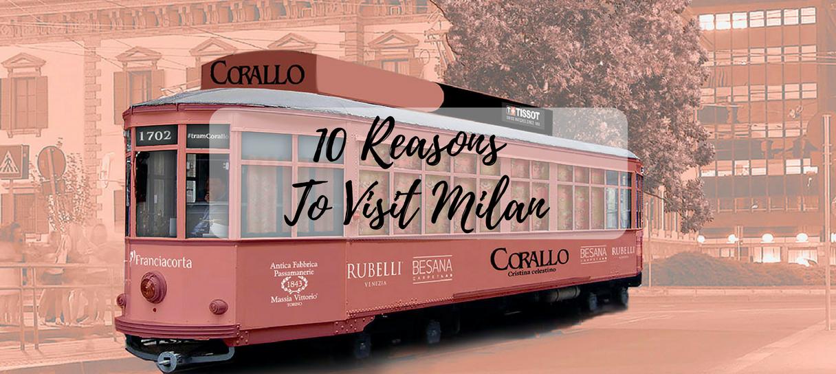 10 Reasons Why Should Be Visiting Milan Design Week10 Reasons Why Should Be Visiting Milan Design Week