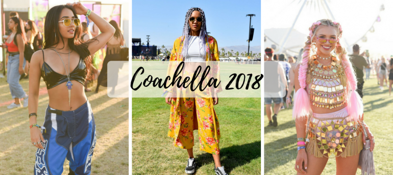 Coachella Looks 2018 You Won't Forget For A While