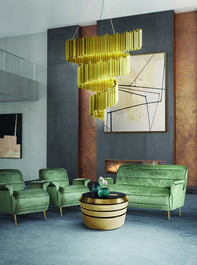 The Mid-Century Lighting Pieces You Can't Afford To Miss At iSaloni!2