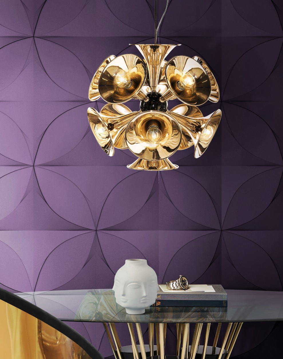 The Mid-Century Lighting Pieces You Can't Afford To Miss At iSaloni! 5