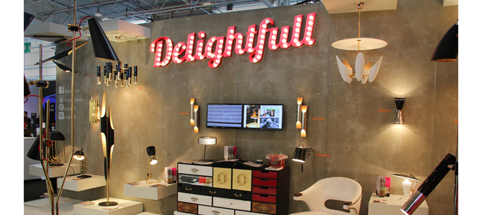 Wednesday's Throwback DelightFULL's iSaloni Best Stands! 3