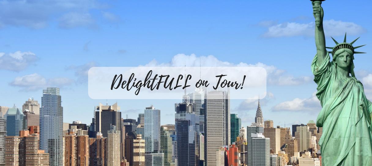 DelightFULL On Tour 2018_ Taking Over America!