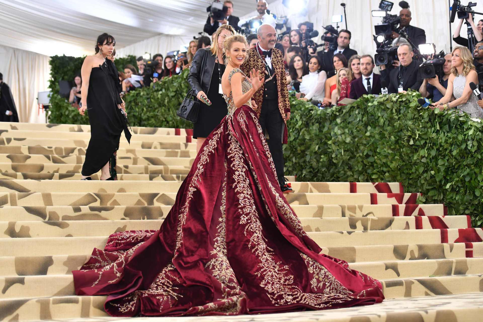 Heavenly Bodies MET Gala's 2018 Best Dressed Of The Evening 1
