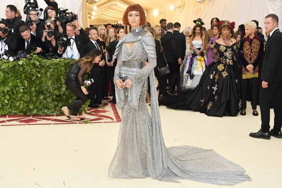 Heavenly Bodies MET Gala's 2018 Best Dressed Of The Evening 2