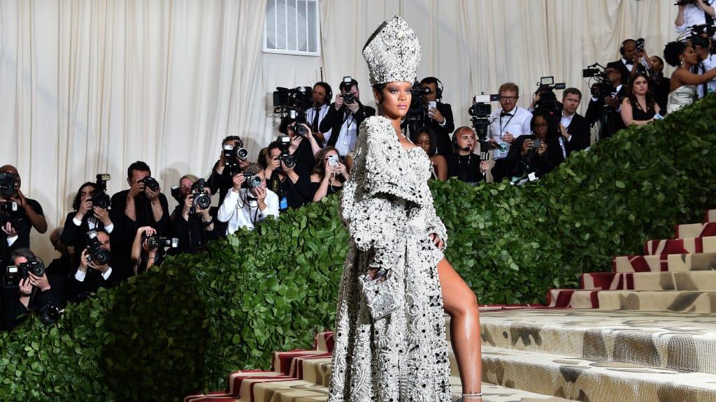 Heavenly Bodies MET Gala's 2018 Best Dressed Of The Evening 4