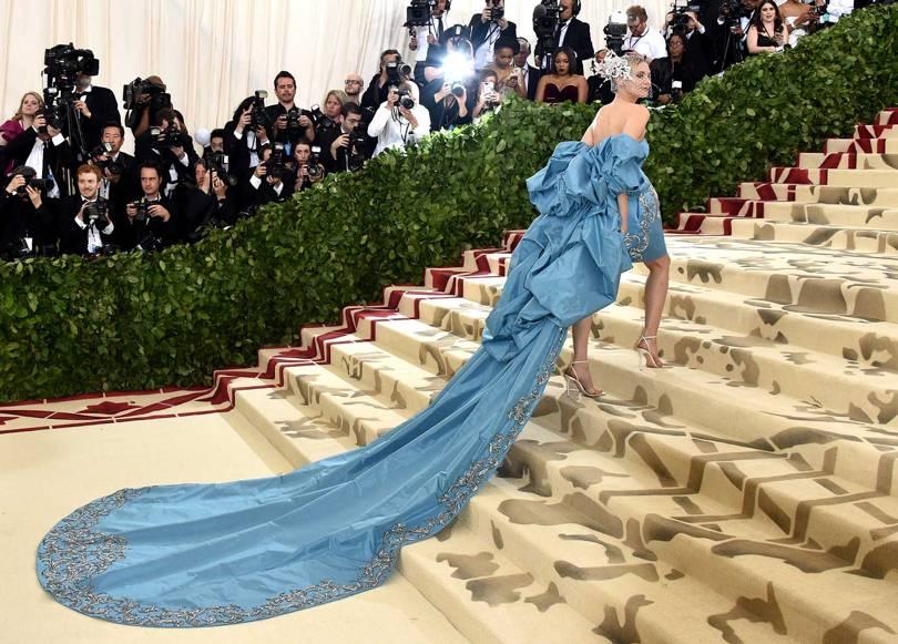 Heavenly Bodies MET Gala's 2018 Best Dressed Of The Evening 9