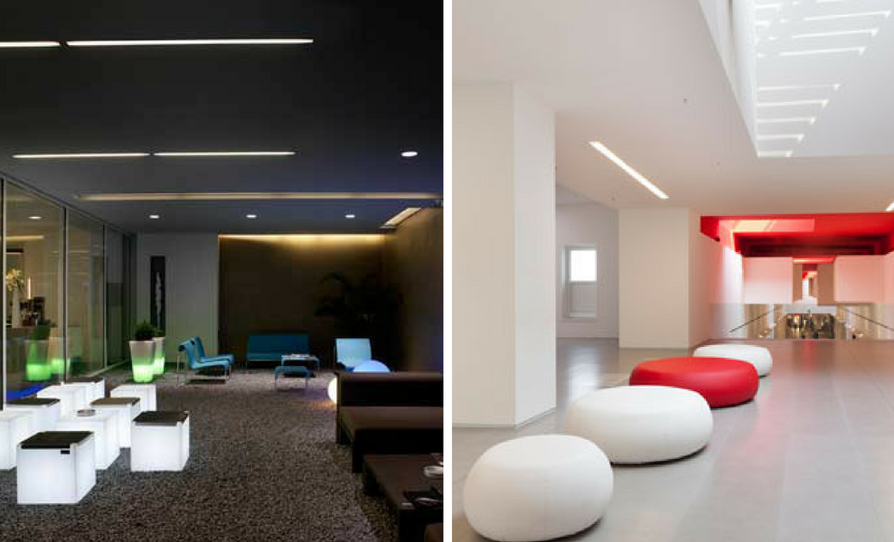 LuxMateria : Creating Lighting Designs To Make An Impression