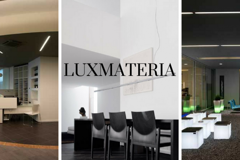 LuxMateria Creating Lighting Designs To Make An Impression