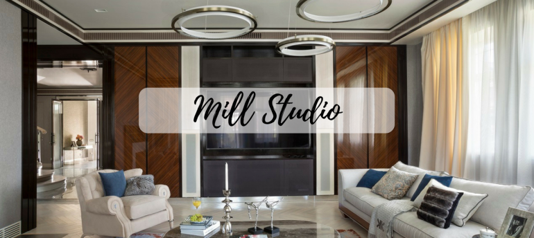 Mill Studio Presents The Extravagance Way of Living