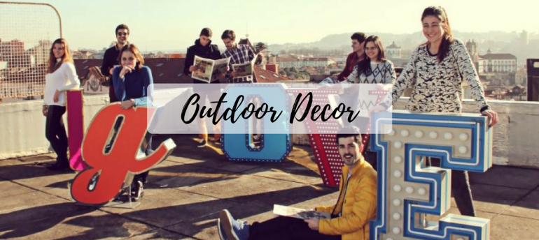 Reasons Why You'll Be Lovin' These Outdoor Decor Ideas