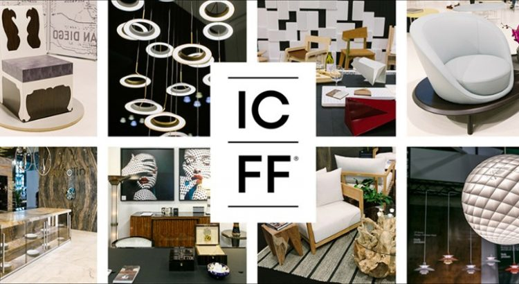 Save The Date ICFF 2018 Is Just a Week Away! 1