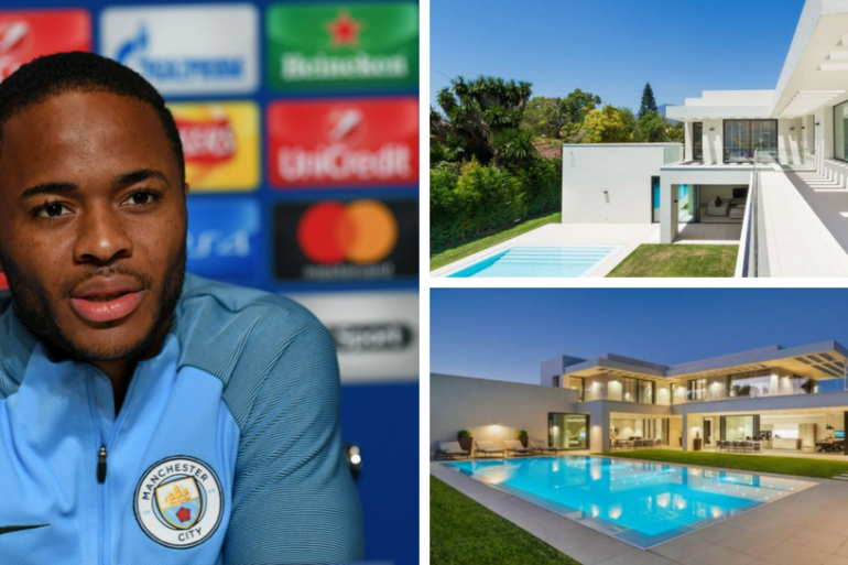 House Tour_ Raheem Sterling 5 Million Home Is to Die For!