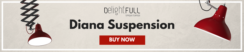 SuspensionLamp, Red, Diana, Product contemporary lighting designs Contemporary Lighting Designs & Where to Find Them Timeless D C3 A9co A Second Edition Full Of The Latest Design Trends Is Coming 10