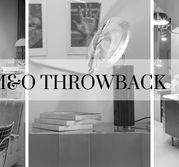 Maison et Objet And More _ A Throwback In Time!