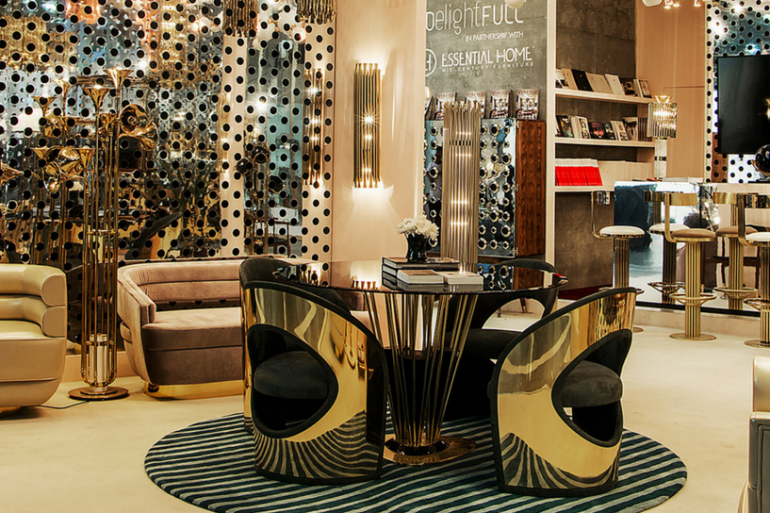 Mid-Century Lighting Design To Not Miss in M&O Paris!