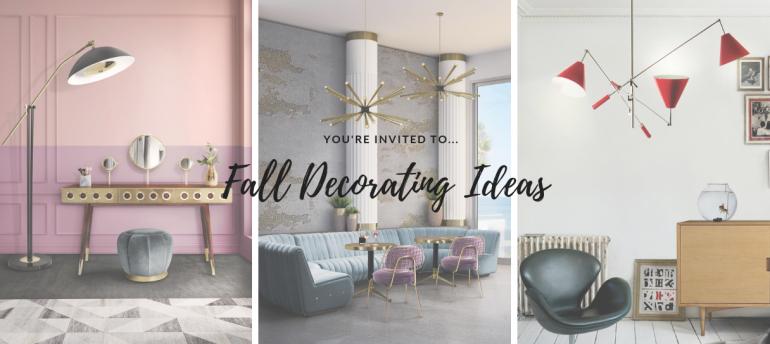 Fall Decorating Ideas To Keep You Warm & Stylish
