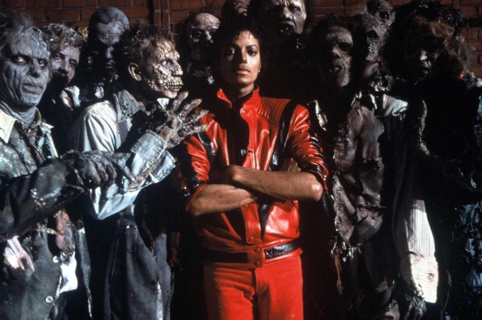 jackson lamp This is Thriller Night ... and You'll Celebrate it with Jackson Lamp! 1 1