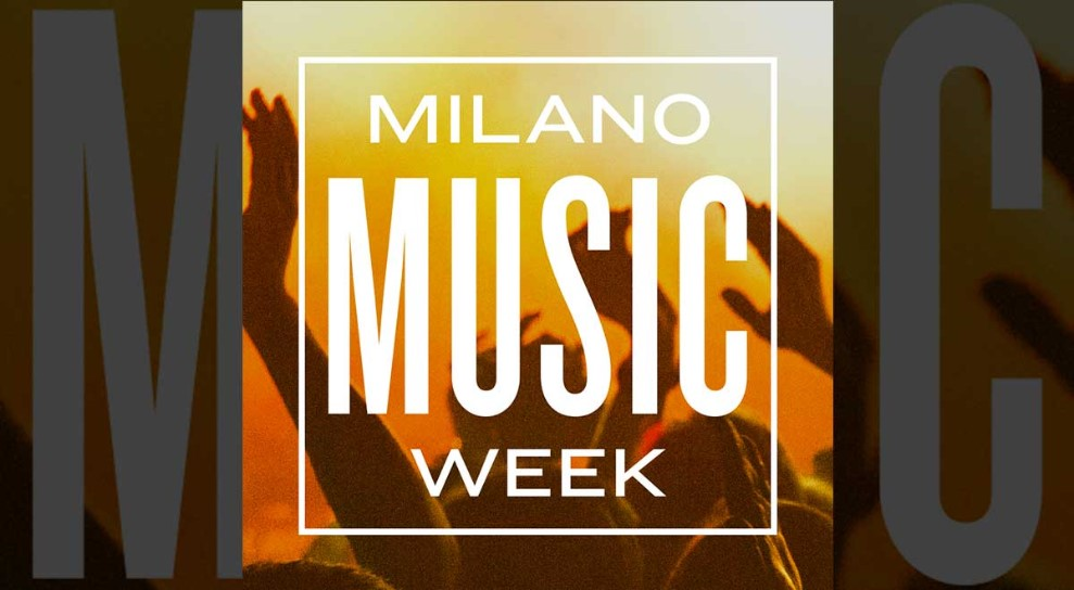 Milano Music Week 2018 Is Almost Ready To Give You the Beat!