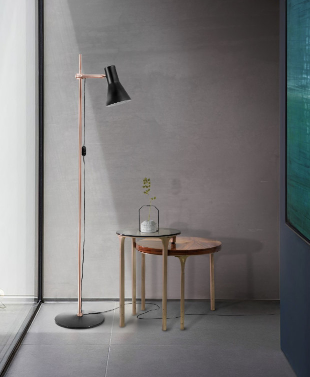 4 Reasons To Make This Mid-Century Floor Lamp Work For You 1