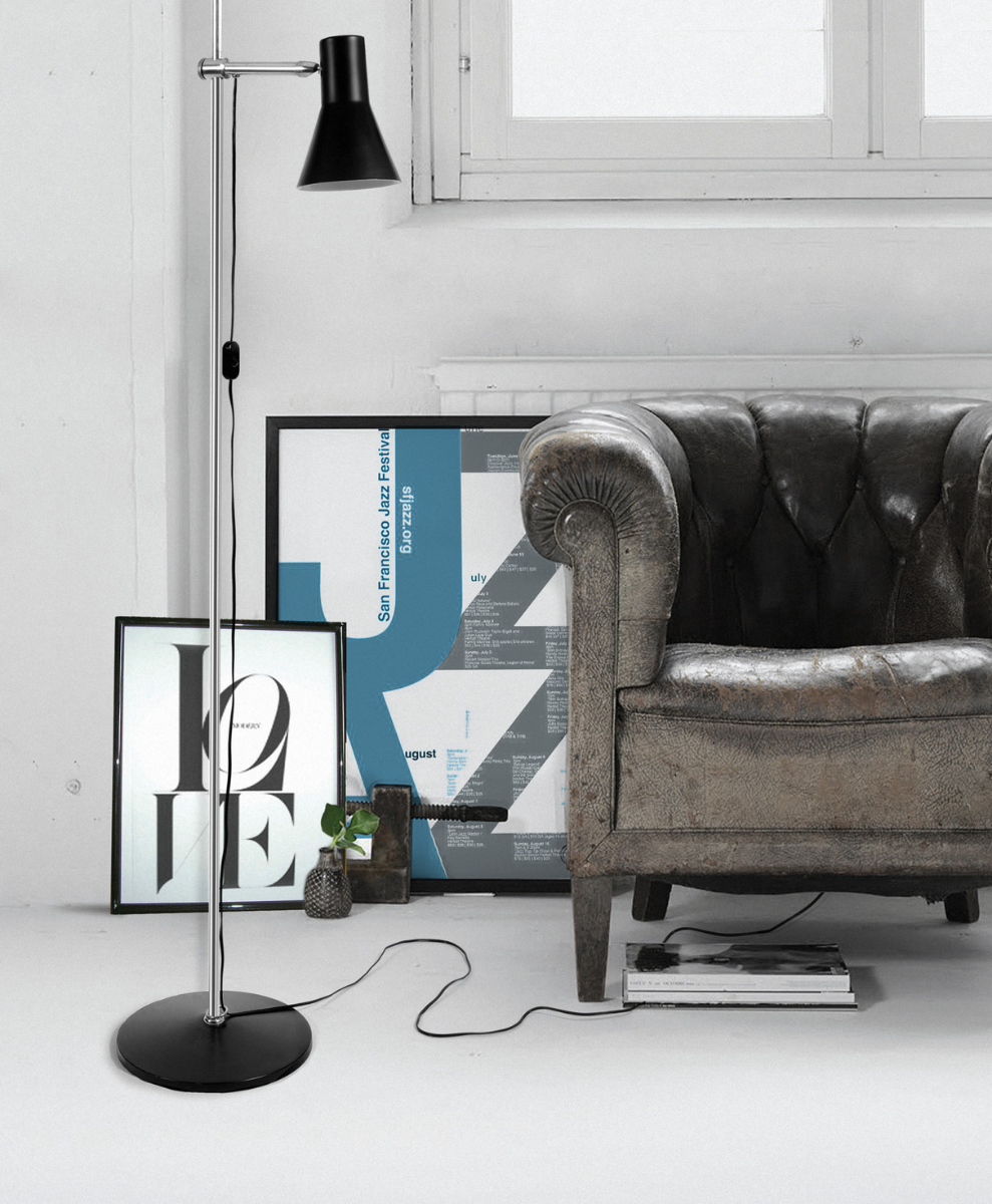 4 Reasons To Make This Mid-Century Floor Lamp Work For You 6