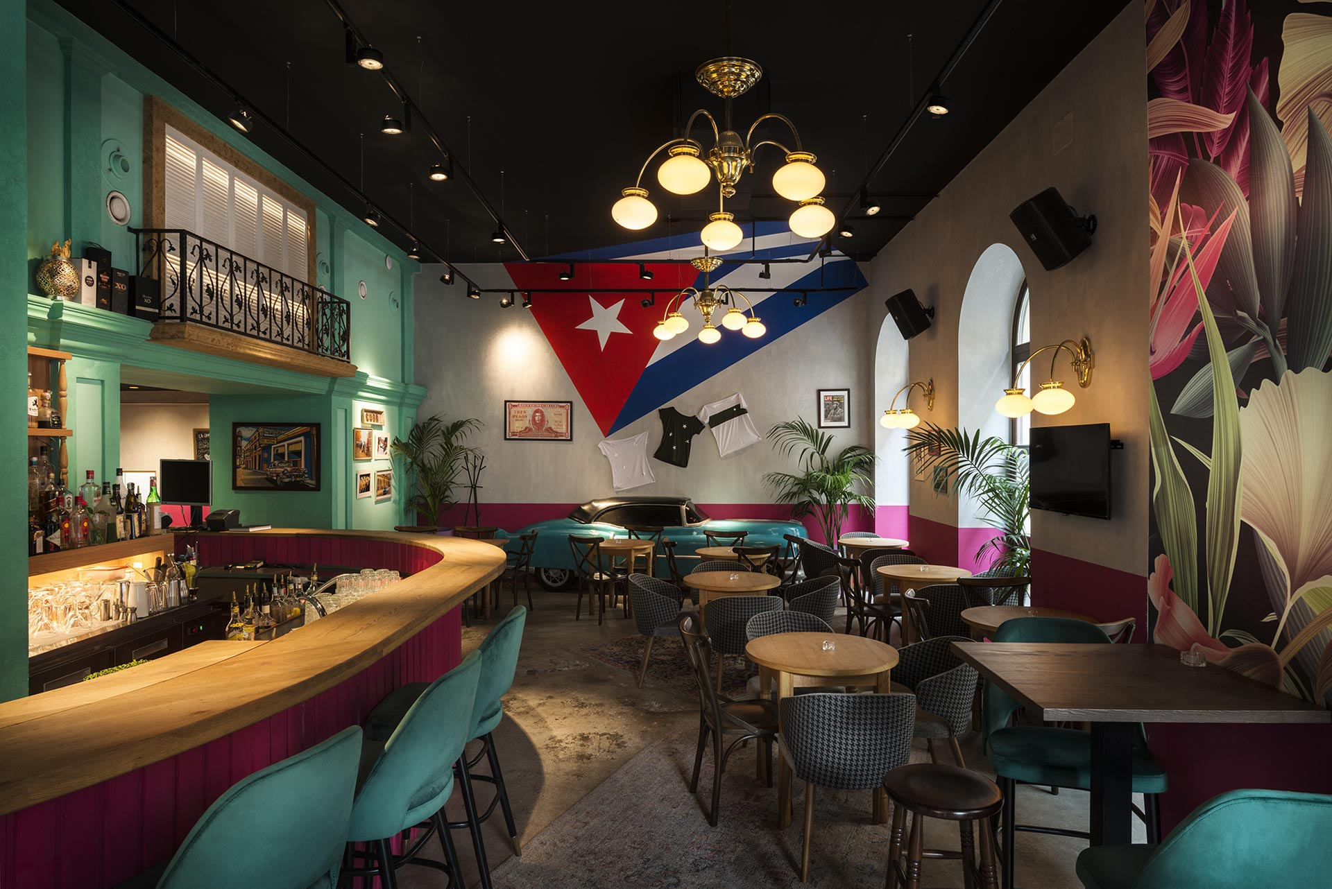 If You Love Cuba, This Cuba Inspired Cabaret is The Place To Go 6