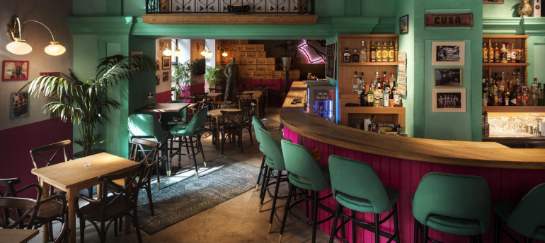 If You Love Cuba, This Cuba Inspired Cabaret is The Place To Go