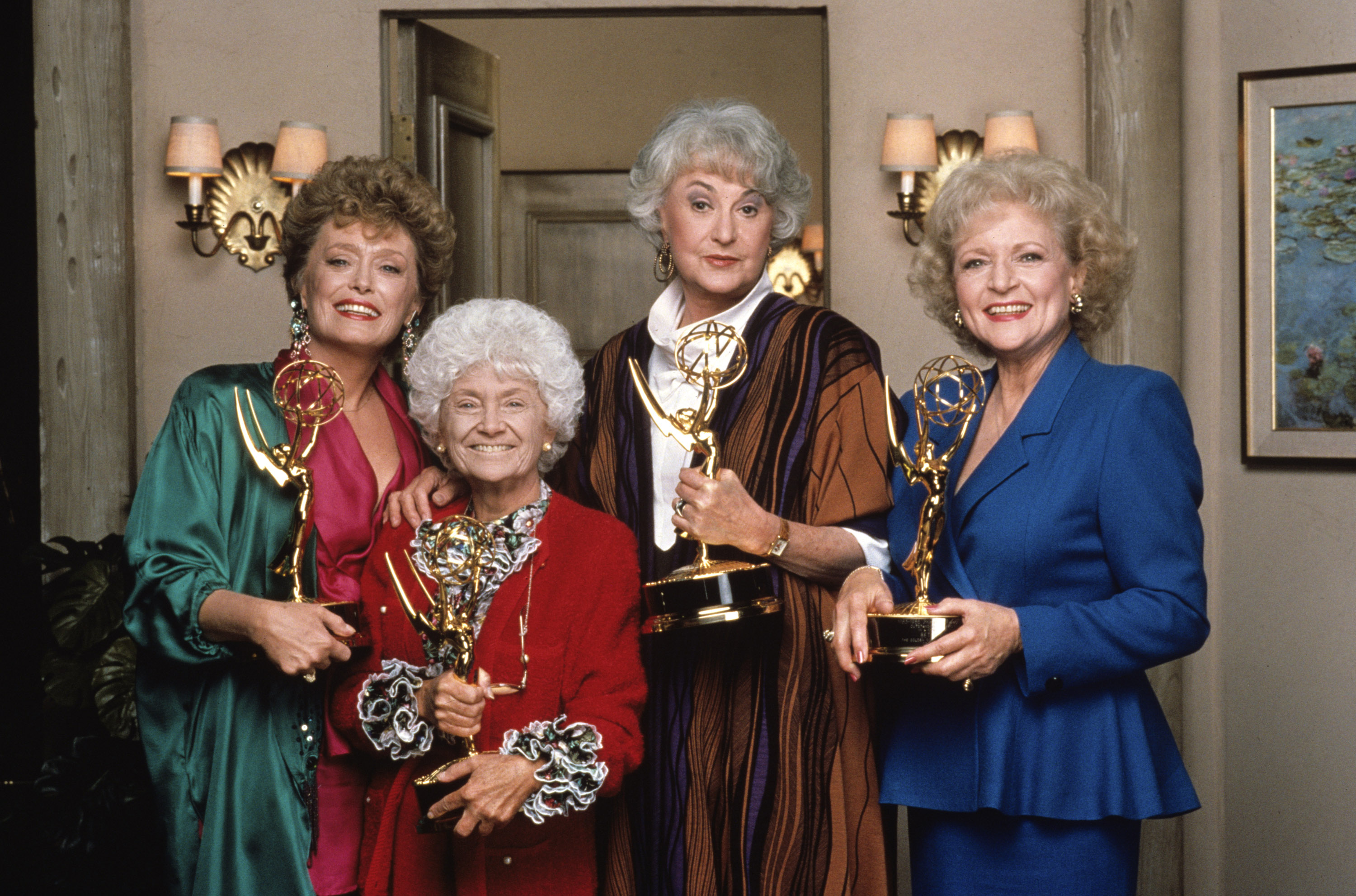 Inside The ScreenHow Golden Girls Is Still A Hit TV Show In 2018 2