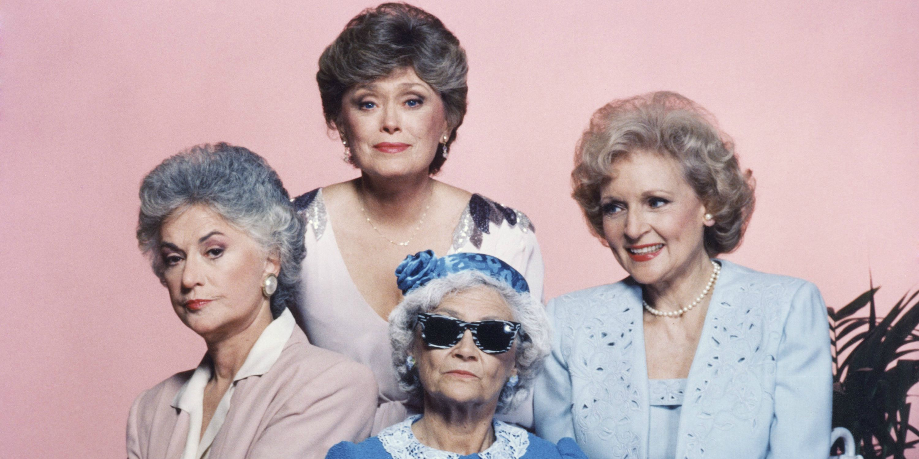 Inside The ScreenHow Golden Girls Is Still A Hit TV Show In 2018 3