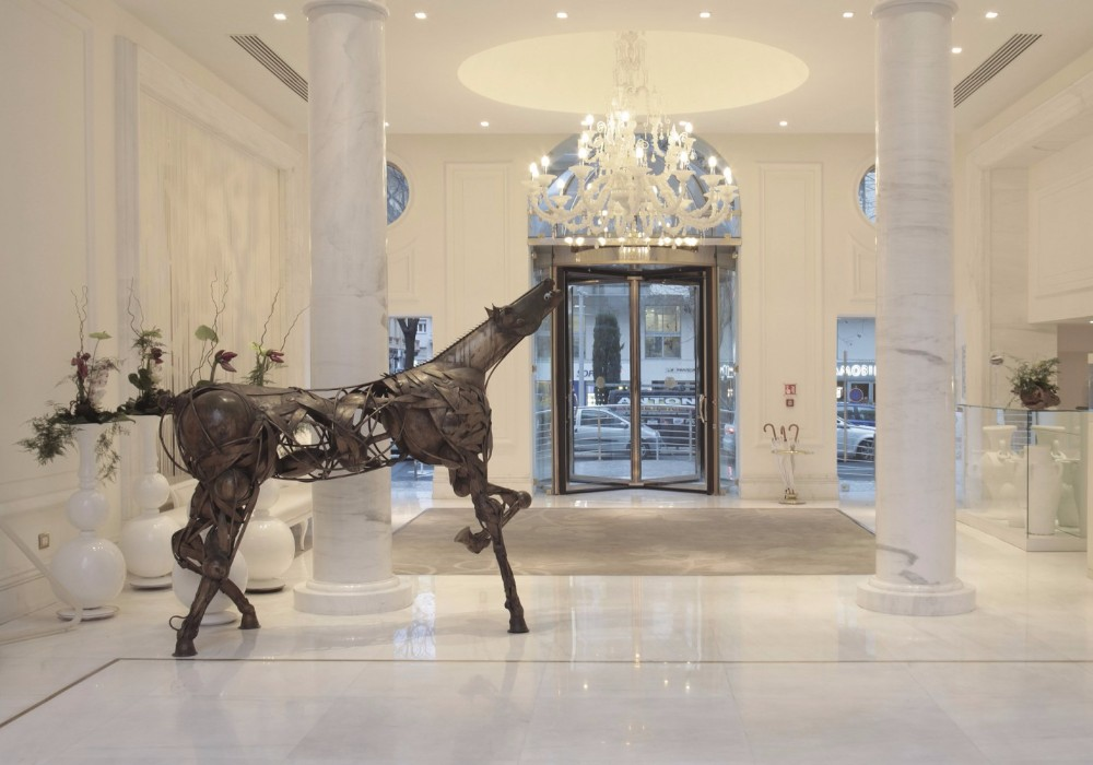 Ready These Are The Most Luxurious Hotel Lobby Designs 1