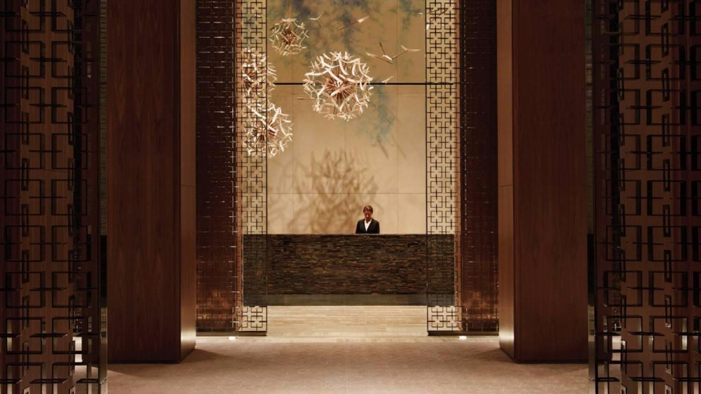 Ready These Are The Most Luxurious Hotel Lobby Designs 3
