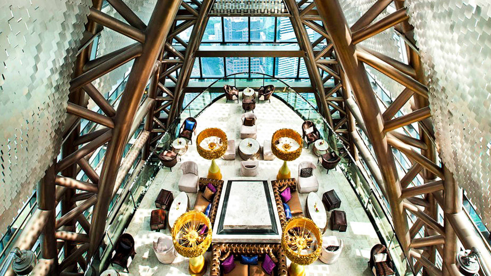 Ready These Are The Most Luxurious Hotel Lobby Designs 4