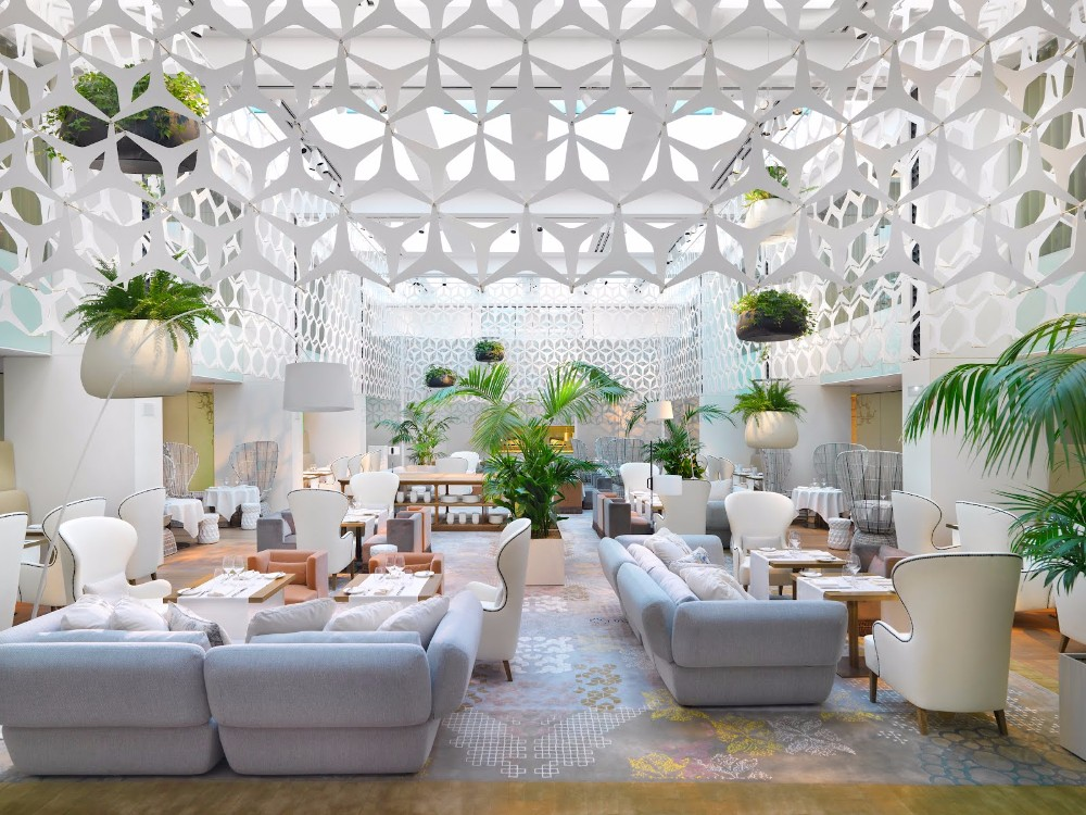 Ready These Are The Most Luxurious Hotel Lobby Designs 5