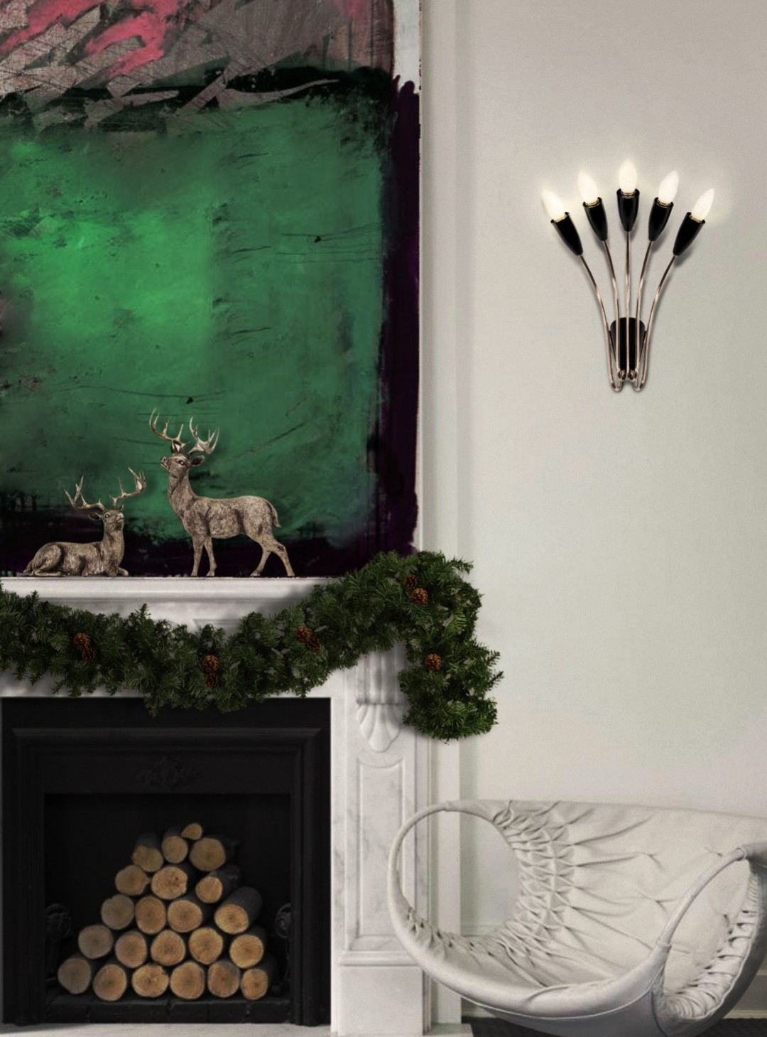 You Can Thank Us Later 8 Christmas Decor Ideas To Light You Up